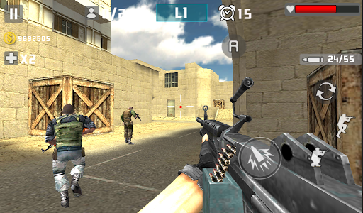 Gun Shot Fire War 1.1.2 screenshots 9
