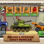 Free Download Hill Climb Racing 2 APK Unlimited Cash