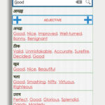 Download Full Hindi Dictionary (Offline) 3.35 APK Unbegrenzt Gems