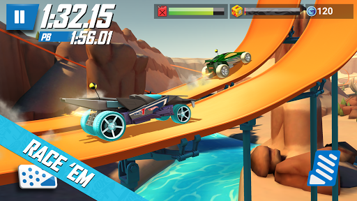 Hot Wheels Race Off screenshots 1