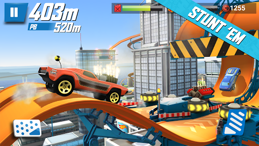 Hot Wheels Race Off screenshots 2
