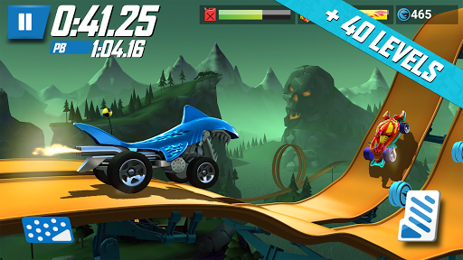 Hot Wheels Race Off screenshots 4