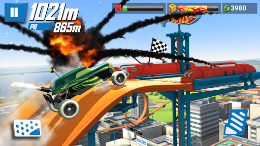 Hot Wheels Race Off screenshots 6