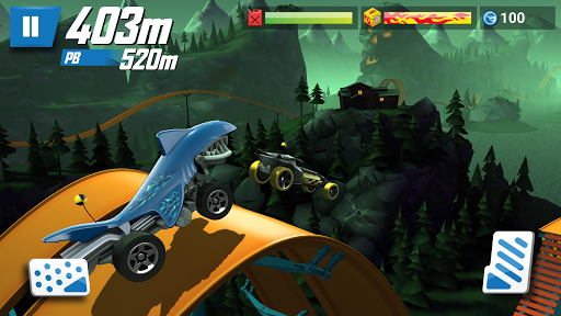 Hot Wheels Race Off screenshots 7