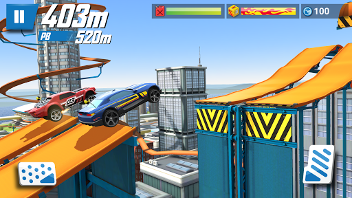 Hot Wheels Race Off screenshots 8