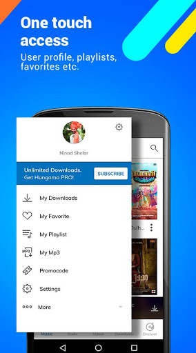 Hungama Music – Songs Radio amp Videos 4.8.10 screenshots 5