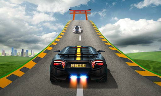 Impossible Car Stunt Racing 1.0.0 screenshots 3