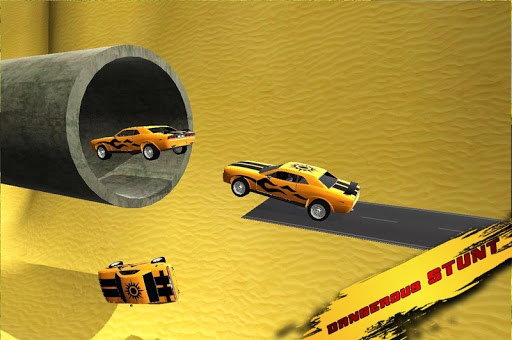 Impossible Tracks Stunt Master Car Racing 1.4.0.1 screenshots 3