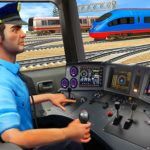 Download Full Indian Train City Driving Sim- Train Games 2018 1.0 APK Unlimited Cash