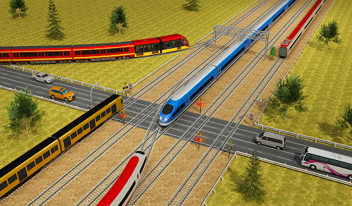 Indian Train City Driving Sim- Train Games 2018 1.0 screenshots 10