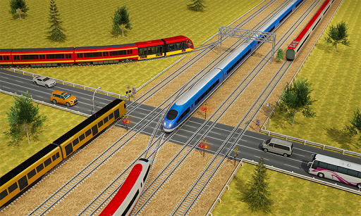 Indian Train City Driving Sim- Train Games 2018 1.0 screenshots 2