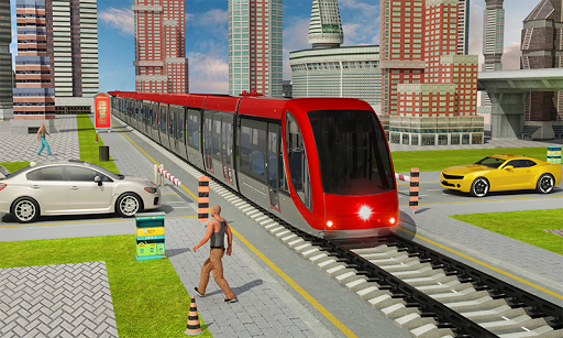 Indian Train City Driving Sim- Train Games 2018 1.0 screenshots 4