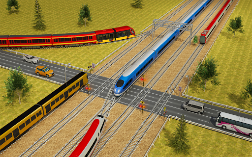 Indian Train City Driving Sim- Train Games 2018 1.0 screenshots 6