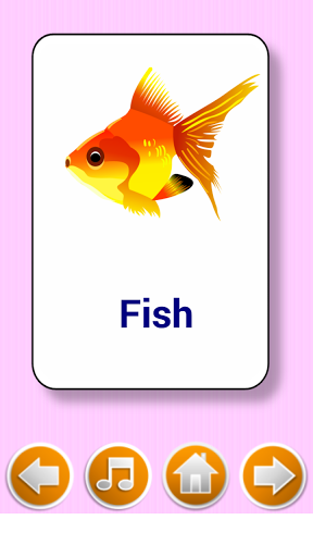 Kids flashcard game 2.3 screenshots 3