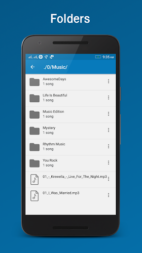 Laya Music Player 4.9 screenshots 8
