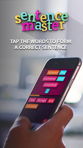 Learn English Sentence Master 1.0 screenshots 1