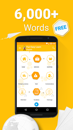 Learn English Vocabulary – 6000 Words 5.38 screenshots 1