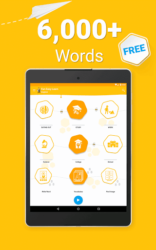 Learn English Vocabulary – 6000 Words 5.38 screenshots 17
