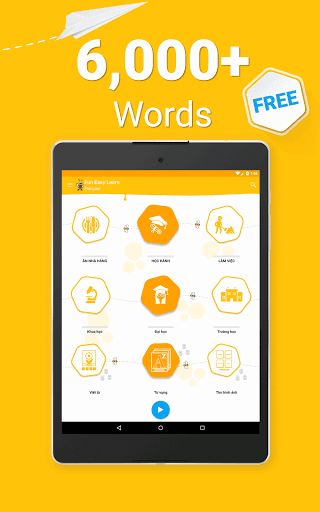 Learn French Vocabulary – 6000 Words 5.38 screenshots 17