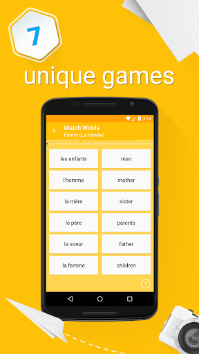 Learn French Vocabulary – 6000 Words 5.38 screenshots 4