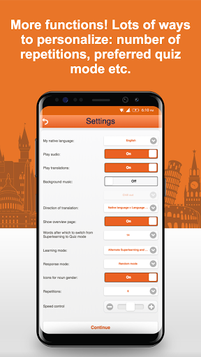 Learn French Vocabulary Free 2.6.1 screenshots 3