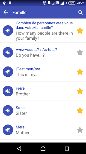 Learn French daily – Awabe 1.0.5 screenshots 6