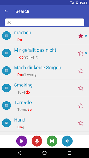 Learn German 9000 Words 1.5.3 screenshots 3