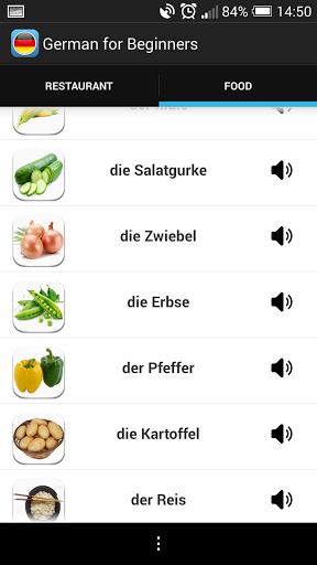 Learn German Beginners 1.2 screenshots 2