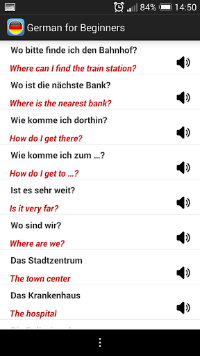 Learn German Beginners 1.2 screenshots 4