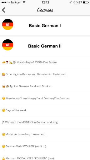 Learn German With Ania screenshots 2