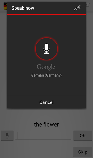 Learn German with WordPic 1.4.4 screenshots 6