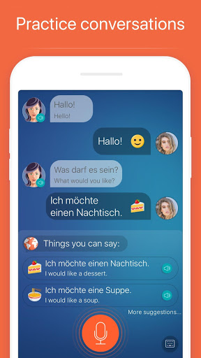Learn German. Speak German screenshots 4