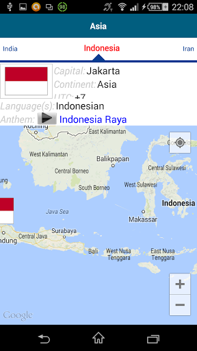 Learn Indonesian -50 languages 10.4 screenshots 16
