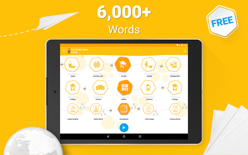 Learn Japanese Vocabulary – 6000 Words 5.38 screenshots 9