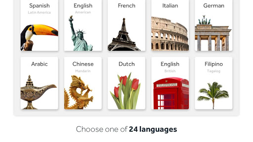 Learn Languages Rosetta Stone 4.3.0 screenshots 1