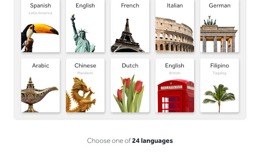 Learn Languages Rosetta Stone 4.3.0 screenshots 14