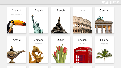Learn Languages Rosetta Stone 4.3.0 screenshots 6