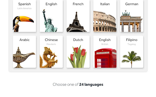 Learn Languages Rosetta Stone 4.3.0 screenshots 8
