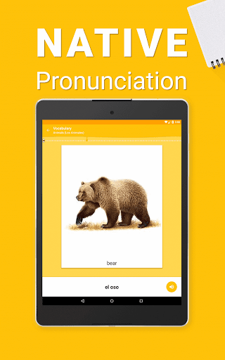 Learn Spanish Vocabulary – 6000 Words 5.38 screenshots 18