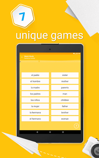 Learn Spanish Vocabulary – 6000 Words 5.38 screenshots 20