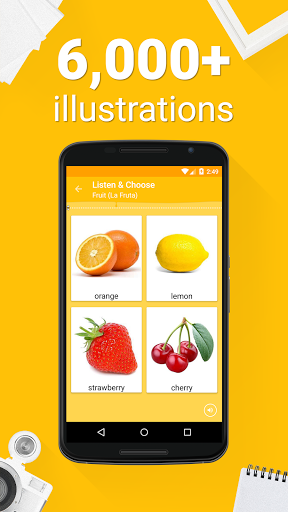 Learn Spanish Vocabulary – 6000 Words 5.38 screenshots 5