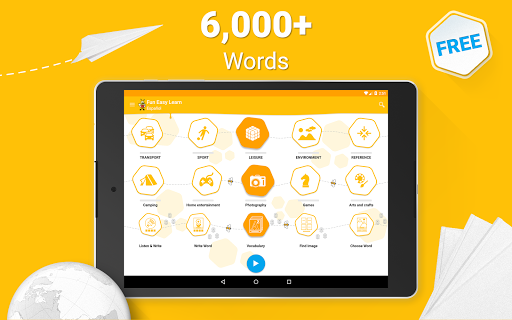 Learn Spanish Vocabulary – 6000 Words 5.38 screenshots 9