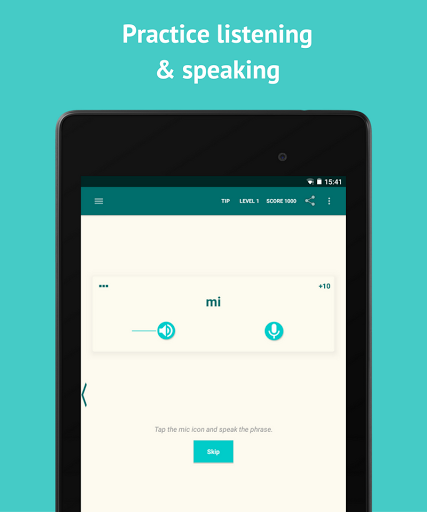 Learn Spanish with SpeakTribe screenshots 8