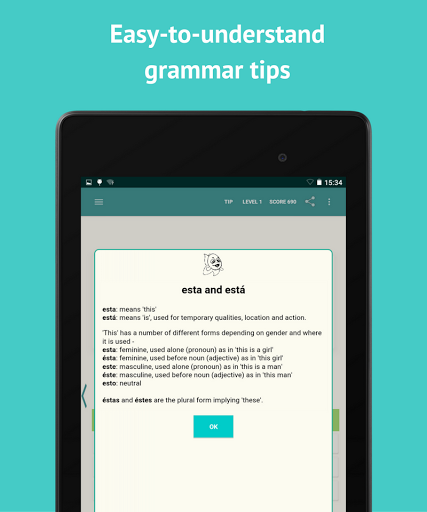 Learn Spanish with SpeakTribe screenshots 9