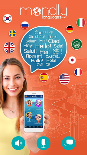 Learn languages Free – Mondly screenshots 1