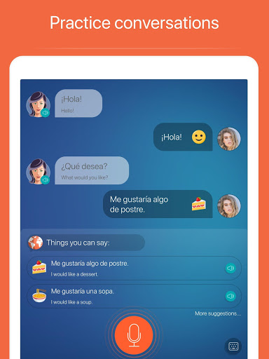 Learn languages Free – Mondly screenshots 10