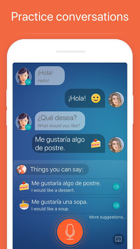 Learn languages Free – Mondly screenshots 4