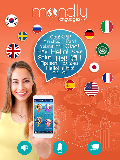 Learn languages Free – Mondly screenshots 7