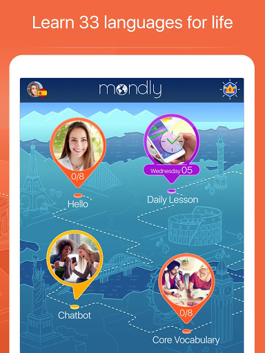 Learn languages Free – Mondly screenshots 8