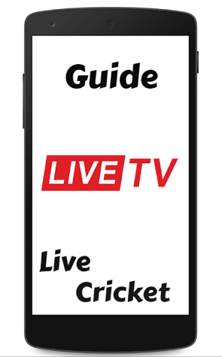 Live Mobile Tv guide amp infoLive Cricket Movies screenshots 1